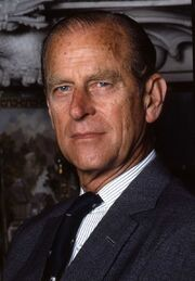 Prince Phillip Duke of Edinburgh